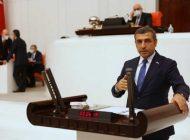 Taşdoğan, Gaziantep'in Spor Salonu Sorununu Meclise Taşıdı