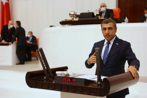 Milletvekili Taşdoğan Çözüm Peşinde