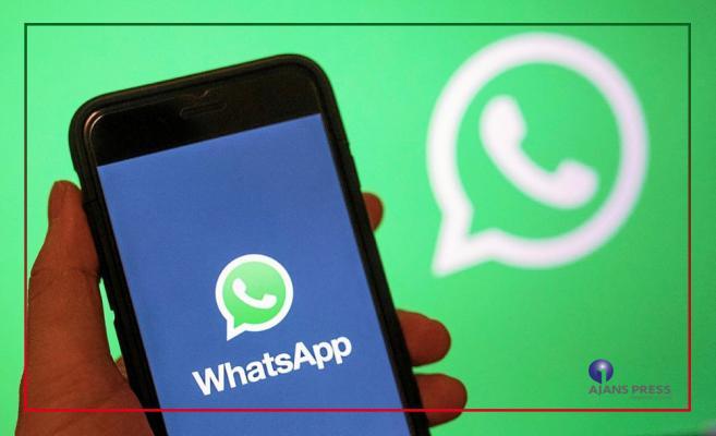 """Küresel Mesajlaşma Uygulamasının Eni """"WhatsApp"""""""