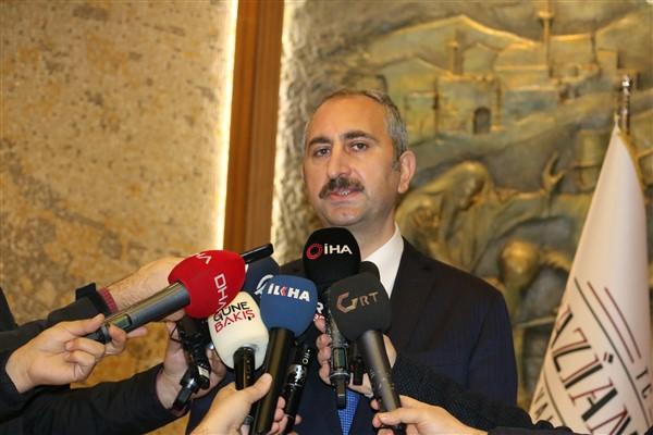 """Bakan Gül: """"Anayasa Mahkemesinin kararları bağlayıcıdır"""""""