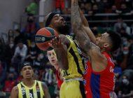 CSKA Moskova 83 – Fenerbahçe Beko 89