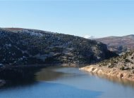 Araban Ardıl Barajı'nda Yükselen Su Seviyesi Çiftçileri Sevindirdi