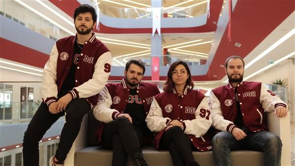 Türk Girişimcilerden Oksijen Üreten Heykel