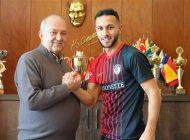 Gaziantep FK'ya Yeni Transfer Osama Rashid