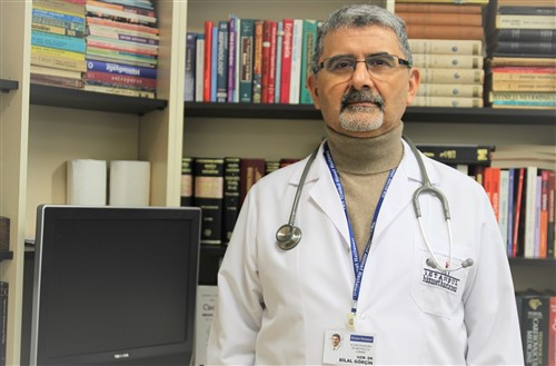 """Dr. Görçin, Böbrek Hastalarında Covid-19 Aşısında yan Etki Beklenmiyor"""""""