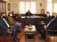 Gaziantep Oda-Borsa Başkanlarından NTO Başkanı Özyurt'a Ziyaret