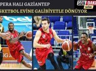 Empera Halı Gaziantep Basketbol, Fenerbahçe Beko'yu Evinde 102- 97'lik Skorla yendi