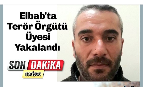 Elbab'ta PKK Terör Örgütü Üyesi Yakalandı
