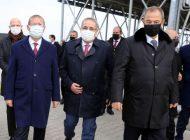 SANKO Enerji Salihli  JES Açılışı Cumhurbaşkanı Erdoğan Tarafından Gerçekleştirildi