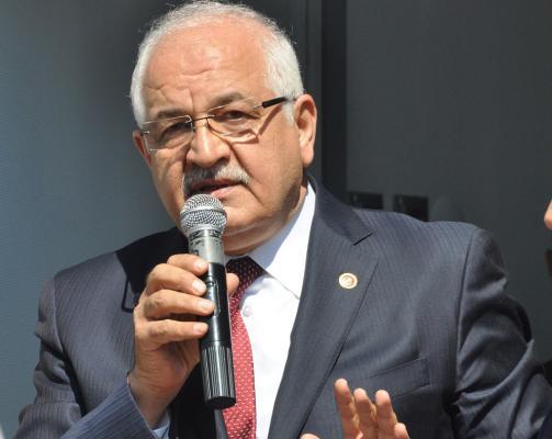 Mehmet Erdoğan Esnafla İçiçe