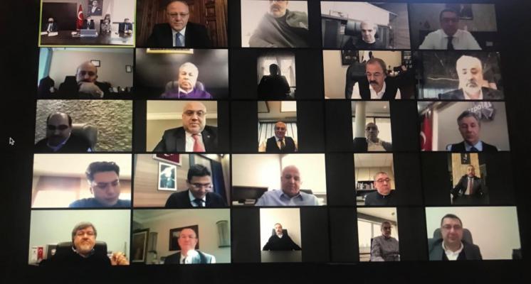 GSO'da Yılın İlk  Meclis Toplantısı Yapıldı