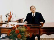 GSO Kurucu Başkanı Sani KONUKOĞLU'nun Vefatının 27'nci Yıl Dönümü