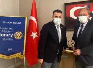 Alleben Rotary'den Meslek Başarı Ödülü