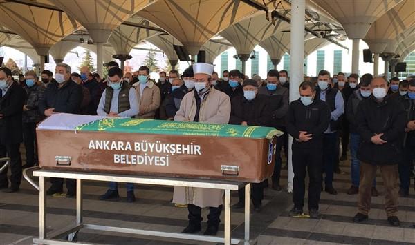 8.Kattan Düşen Ayşe Özgecan Usta, Ankara'da Toprağa Verildi