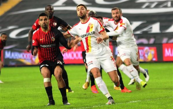 Süper Lig: Gaziantep FK: 2 – Göztepe: 0