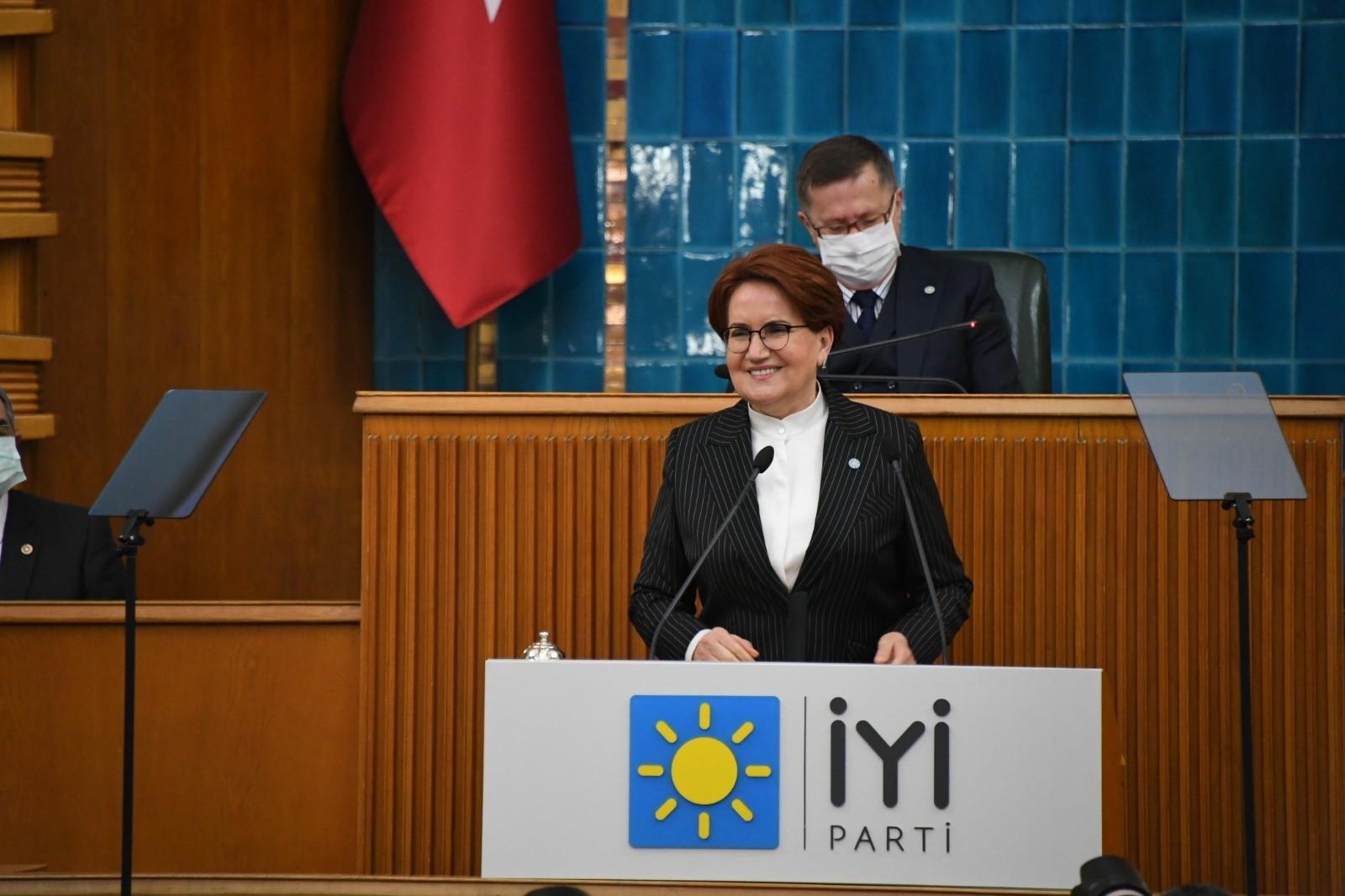 İYİ Parti Genel Başkanı Akşener'den Miçotakis'in Sözlerine Tepki