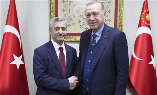 Cumhurbaşkanı Erdoğan Şahinbey Belediyesi'nin Örnek Gösterdi