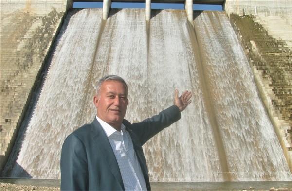 Kuraklık Korkusunun Yaşandığı İlçede Barajlar Doldu, Taştı