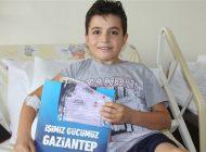 Büyükşehir 4 Şubat Dünya Kanser Günü'nde Çocukları Sevindirdi
