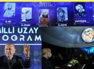 Cumhurbaşkanı, Türkiye'nin Milli Uzay Programı'nı Dünyaya Duyurdu