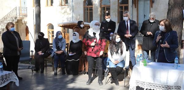 Gaziantepli Kadınların Aile Ortamında Sağladığı Düzen, Mahallelere Ulaşacak