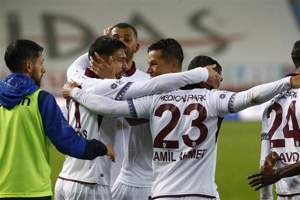 Süper Lig: Trabzonspor: 1 – Gaziantep FK: 0