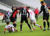 Süper Lig: Gaziantep FK: 0 – Antalyaspor: 0