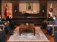 """Başkan Ünverdi: """"Sri Lanka İle Ticari Bağlar Güçlenecek"""""""