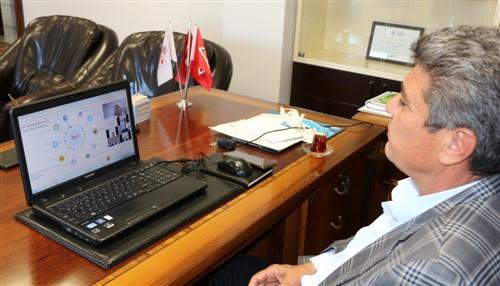 Başkan Karabacak, Tedarik Zinciri Finansmanı Tanıtım Toplantısı'na Katıldı