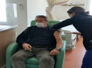 Kadir İnanır Covid-19 Aşısını Muğla'da Oldu