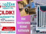 """Güneydoğu'nun En Büyük Özel Hastanesi """"BOSSAN Hospital"""" Açıldı"""