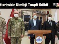 Şehitlerimizin Kimliği Tespit Edildi: Gaziantep'e Şehit Ateşi Düştü