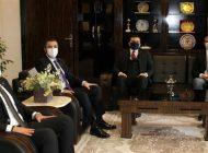 GAGİAD'dan Cumhuriyet Başsavcısı Önder Kemal Sekücü'ye Ziyaret
