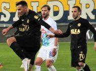 Süper Lig: MKE Ankaragücü: 1 Çaykur Rizespor: 1