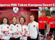 5 Sporcu Milli Takım Kampına Davet Edildi