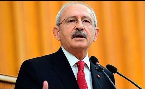 CHP Genel Başkanı Kemal Kılıçdaroğlu, Grup Toplantısı'nda Konuştu