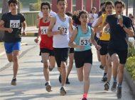 Gazi Yol Koşusu Ve Atletizm Etkinlikleri Gerçekleşti