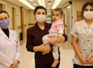 Roza Bebeğin Boynunda 1 Litre Apse Çıktı