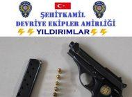 Gaziantep'te Operasyonlarda 16 Şahıs Tutuklandı