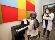 Yeni Piyanistler Şehitkamil'de Yetişiyor
