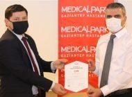 Medical Park Gaziantep TSE COVID-19 Güvenli Üretim Belgesi'nin Sahibi Oldu