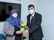 Başkan Fadıloğlu, Hayatlarını Değiştiren Kadınları Ziyaret Etti