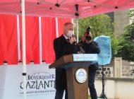 Gaziantep'in İlk Aile ve Dini Rehberlik Merkezi'nin Temeli Atıldı