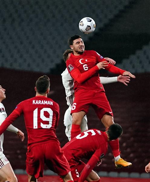 Dünya Kupası Avrupa Elemeleri: Türkiye 3 - Letonya 3