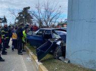 Giresun'daTrafik Kazası: 1 Ölü, 4 Yaralı