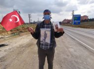 Kardeşinin Gerçek Katilinin Tutuklanmadığı İddiasıyla Ankara'ya Yürüyüş Başlattı