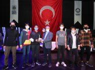 Şahinbey'de Çifte Turnuva