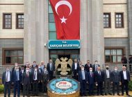 Başkan Kılıç MİS Toplantısına Katıldı