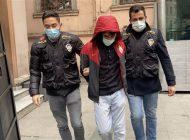 Örümcek Adam, İstanbul' da Yakalandı