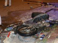 Motosikletine çarptıkları Çöp Toplayıcı Genci Dövdüler